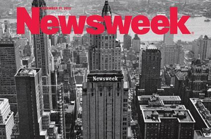 Newsweek ends its print run with a hashtagged cover