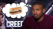 'Creed' Cast Throws Down About Philly Cheesesteaks