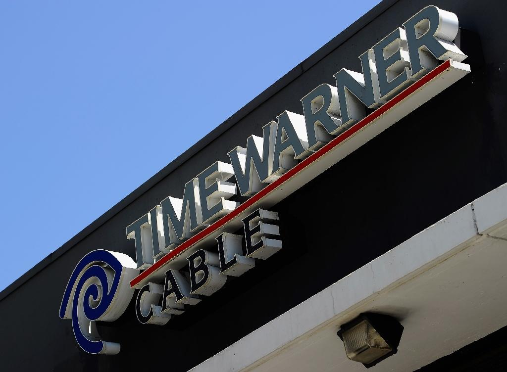 Charter Communications is acquiring rival Time Warner Cable in a deal valued at $78.7 billion (AFP Photo/Kevork Djansezian)