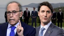 White House's top economic aide: Trudeau betrayed G7, 'stabbed us in the back'