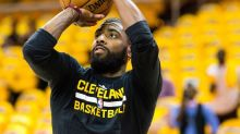 Kyrie Irving has already made these Finals his own