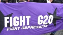 Protests, policy rows, volatile leaders -- welcome to the Hamburg G20 summit