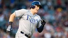 Sources: Logan Morrison agrees to re-sign with Rays