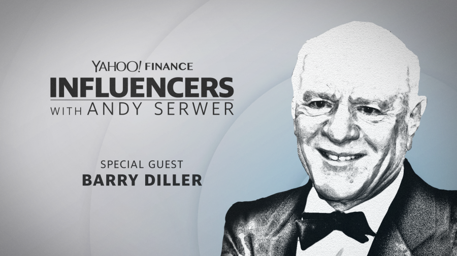 Barry Diller joins Influencers with Andy Serwer