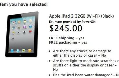 Apple adds iPad 2 to its recycling program