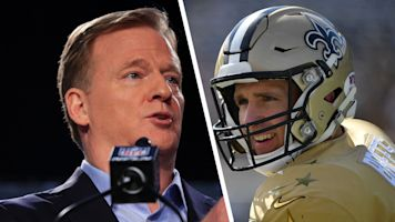 Roger Goodell, Drew Brees are not what matters
