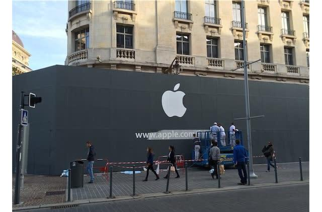 Apple opening Lille store to attract French and Belgian customers