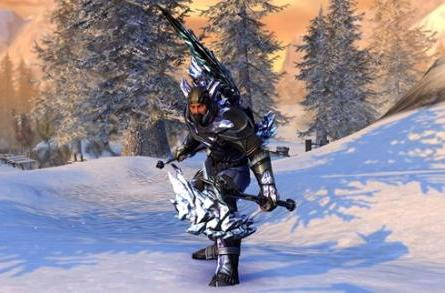 Neverwinter shows off new Black Ice armor sets