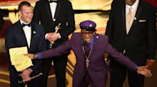Trump calls Spike Lee's Oscar speech a 'racist hit'