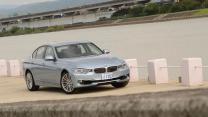 BMW Active Hybrid 3 從容自在