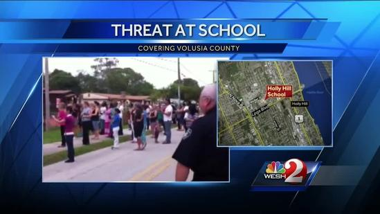 Parents outraged over delay in bomb threat communication