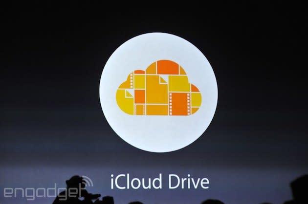 Apple gives PCs access to iCloud Drive before Macs