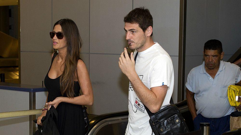 """Calciomercato, lady Casillas svela: """"Niente Marsiglia, resta al Porto"""""""