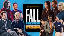 Everything you need to stream this fall