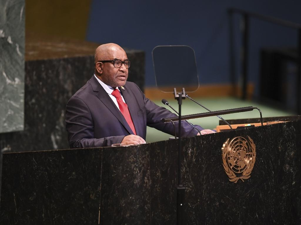 Comorian President Azali Assoumani strengthened his powers by means of a controversial constitutional referendum in July