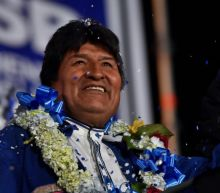 Morales: Latin America's longest-serving leader collapses under protests