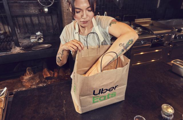 Uber's 1-800 number now also takes Eats delivery orders