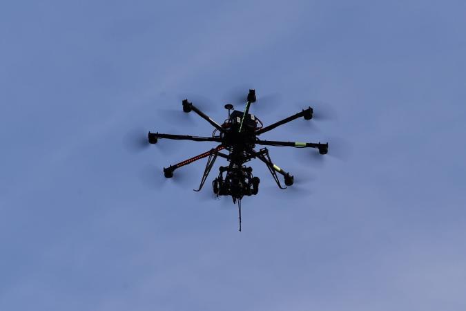 Faktisches Flugverbot für Kamera-Drohnen in Schweden