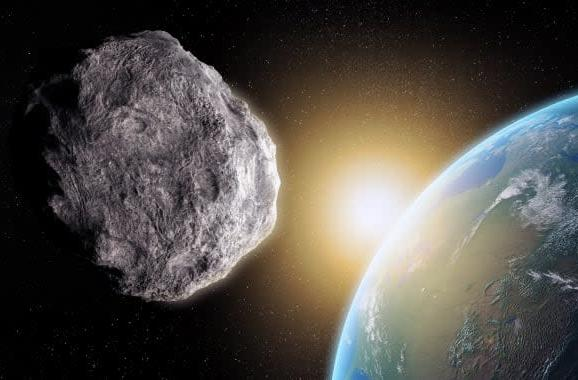Asteroid mining might compromise telecom and defense satellites