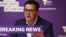 Huge surge in Victoria's coronavirus cases as man dies