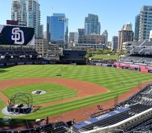 MLB responds after drone makes crash landing during San Diego Padres game