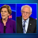 Warren, Sanders feud escalating?