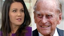 Susanna Reid shares funny Prince Philip story on Good Morning Britain following royal's death