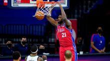 Joel Embiid goes big as Philadelphia 76ers defeat Utah Jazz in overtime thriller