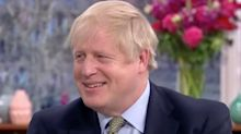 Boris Johnson Says It's 'Tricky' To Answer Whether He Will Change His Baby's Nappy