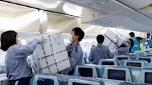 New Aircraft Recruited For COVID Mission; Air Cargo Gets Window Seat
