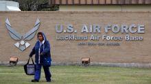 Evacuee Quarantined At Texas Air Base Tests Positive For Coronavirus