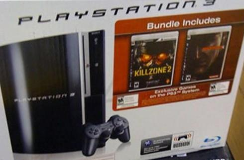 Best Buy's 80GB PS3 to be bundled with MGS4 and Killzone 2 [Update]
