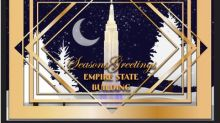 Empire State Building Annual 'ESB Unwrapped' Celebration Spreads Holiday Cheer Throughout New York City