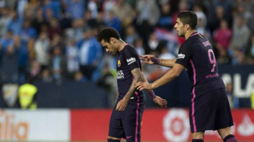 'Antes de expulsarem Neymar, têm que expulsar metade do time rival'