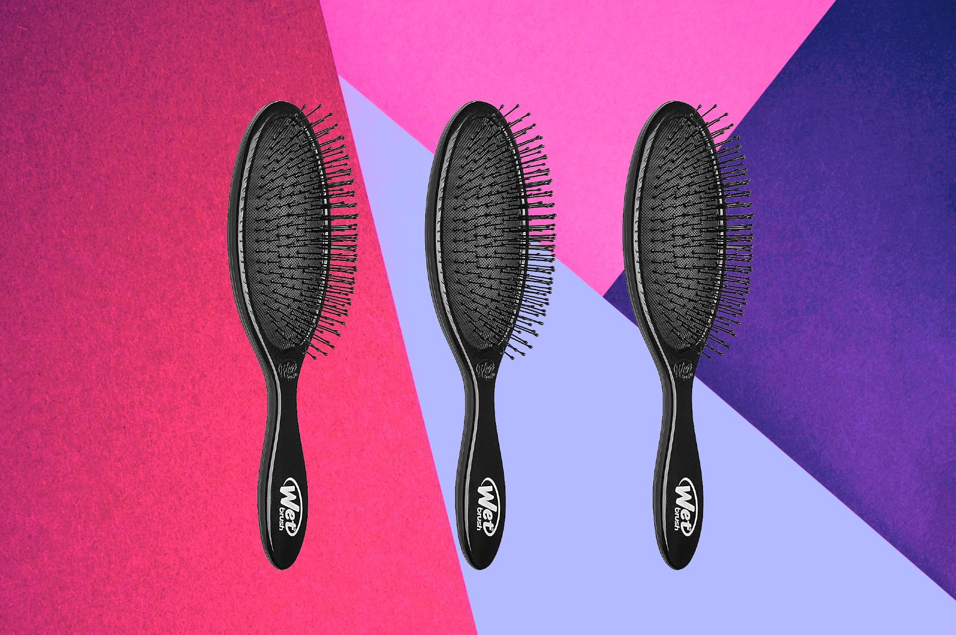 Over 4,800 reviewers call this brush 'life-changing'—and it's on sale for just $7.50