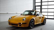 全球僅此一輛 − Porsche「Project Gold」以超過 3 百萬美元高價售出