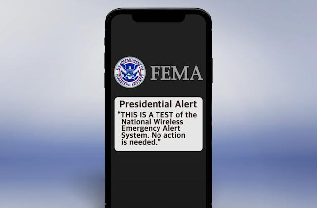 FEMA's presidential alerts are an easy target for spoofing attacks