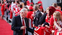 Mickey Redmond, TV voice of Detroit Red Wings, was in life-altering trade 50 years ago