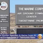 Active Shooter Reported At Marine Corps Air Ground Combat Center In Twentynine Palms