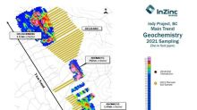InZinc Announces Start of Exploration Programs at Indy Project, BC