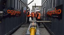 FTSE 250 power company Aggreko jumps 35% on takeover talk
