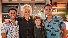Neighbours star Takaya Honda speaks out on David and Aaron's adoption storyline