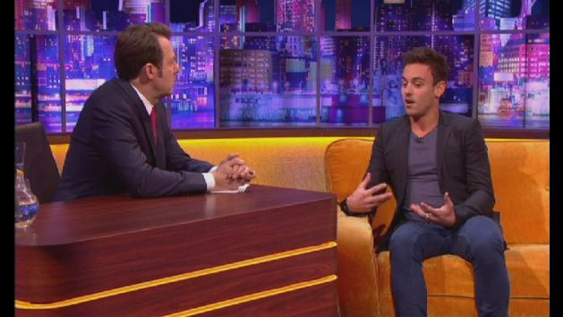 Daley: Opening up about boyfriend was 'terrifying'