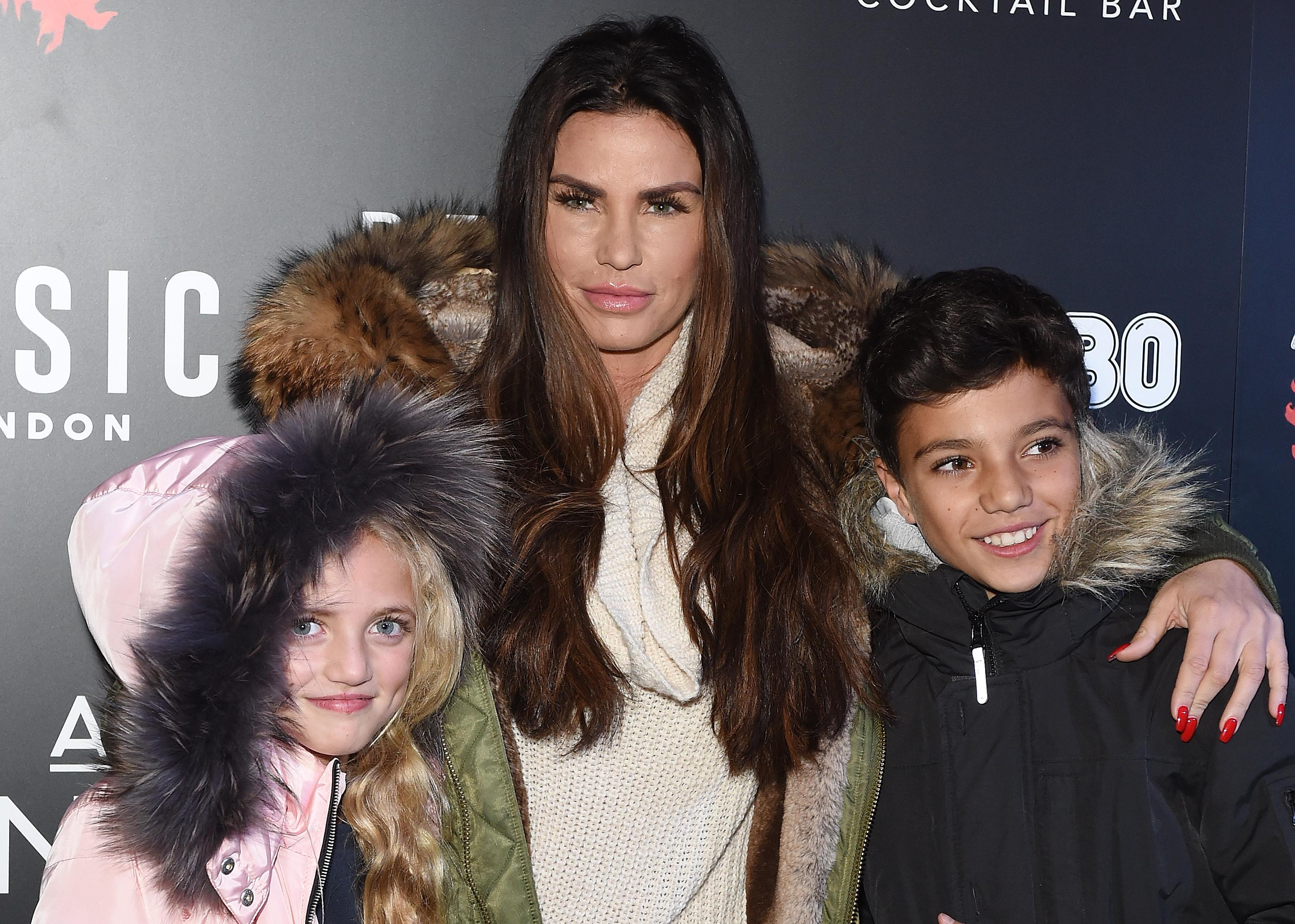 Katie Price Took Drug Tests To Prove She Was Fit To Parent