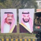 Saudi crown prince arrives in Pakistan to kick off Asia tour