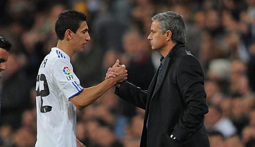 """Premier League: Mourinho: """"Ich hätte Di Maria und Chicharito nie verkauft"""""""