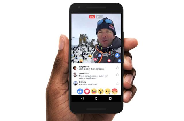 Facebook Live video replays will highlight the best moments