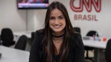 Mari Palma volta à CNN e diz que teve medo enquanto se recuperava do novo coronavírus