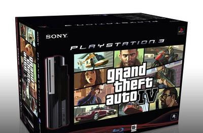 GTA IV 40GB PlayStation 3 bundle surfaces in Europe
