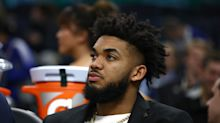 Karl-Anthony Towns says he's lost seven family members to COVID-19